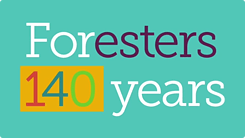 Foresters 140 Years